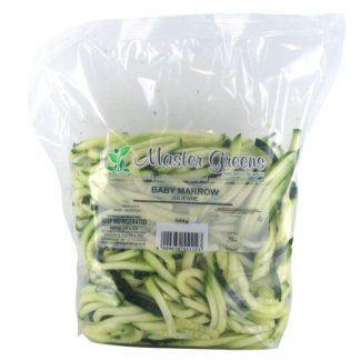 baby marrow julienne 500g