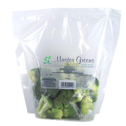 broccoli florets 250g Master Greens