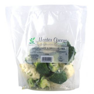 Cauliflower and Broccoli Mix 500g