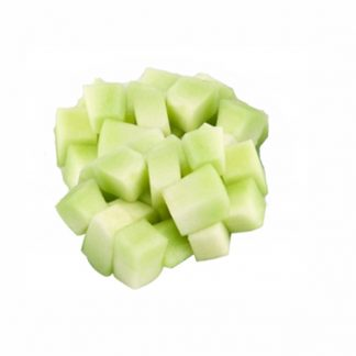 Sweet Melon Cubes