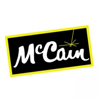 McCain Logo Frozen Products